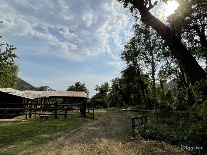 Open Air Barn