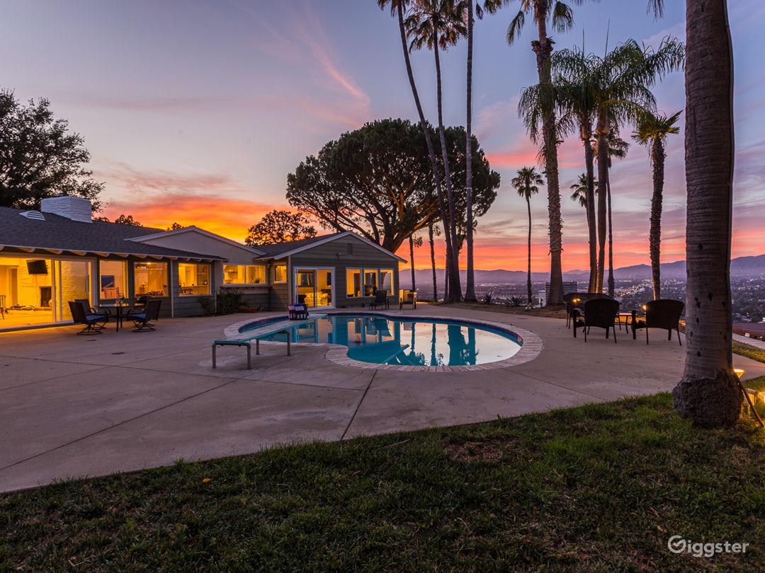 Amazing Los Angeles Home w/Panoramic View-Pool-Spa Photo 1