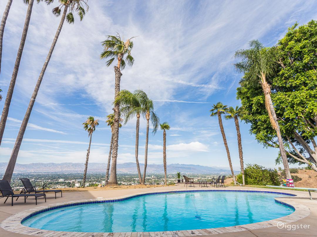 Amazing Los Angeles Home w/Panoramic View-Pool-Spa Photo 2