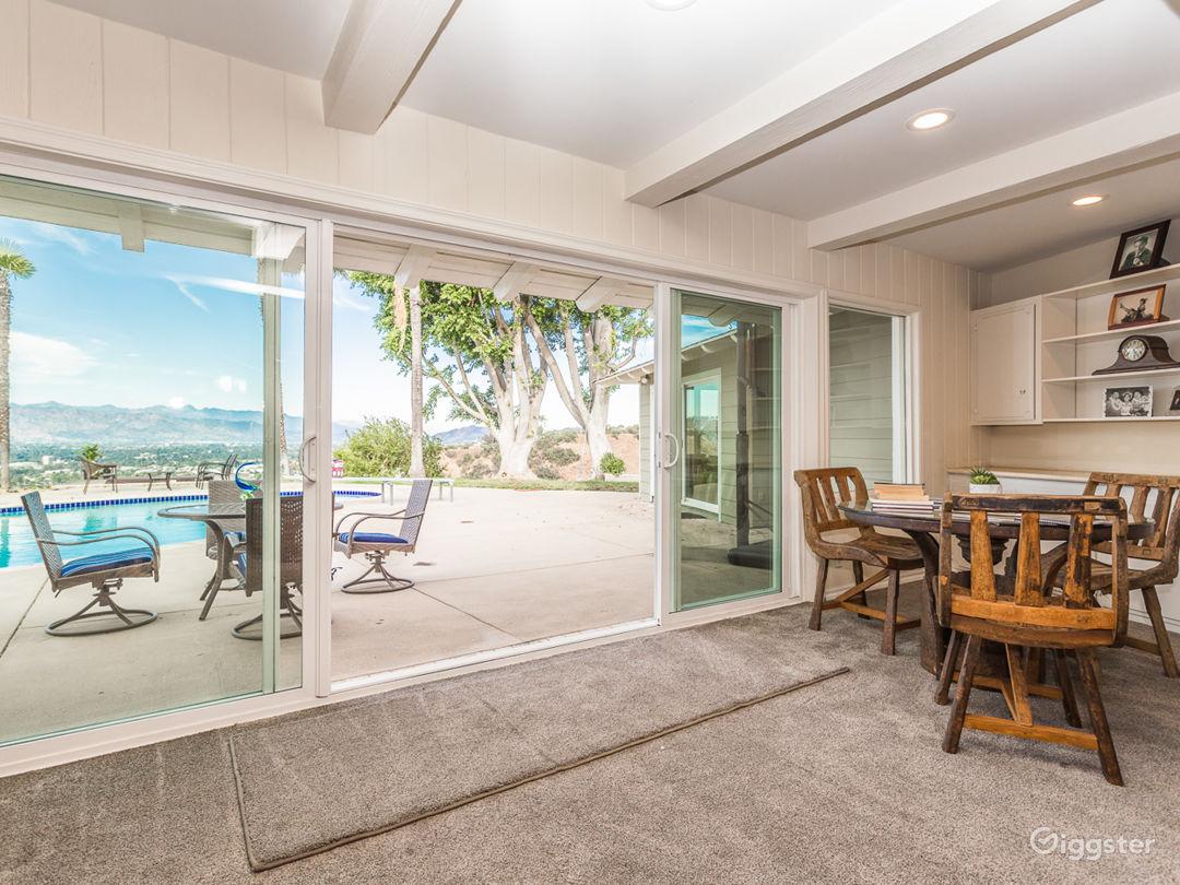 Amazing Los Angeles Home w/Panoramic View-Pool-Spa Photo 5