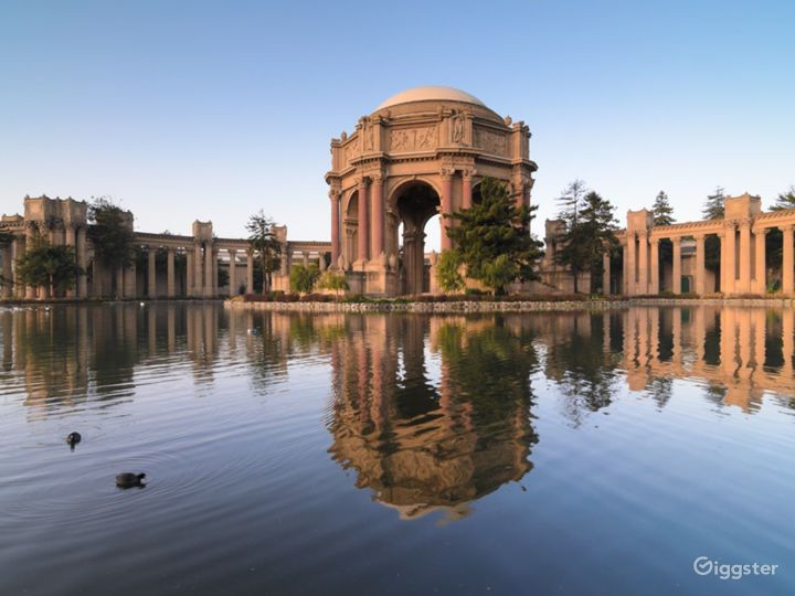 The Palace of Fine Arts - 120,000 sq. ft  Photo 5