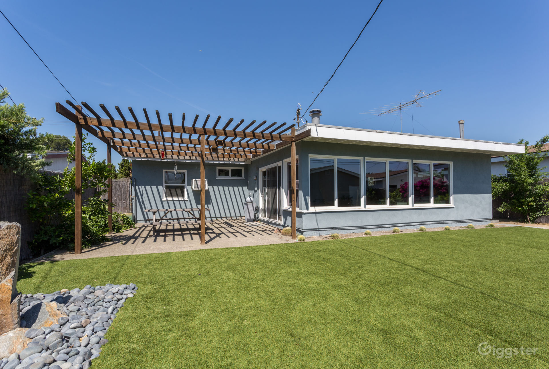 Mad Men Mid-Century Modern Home Los Angeles Rental