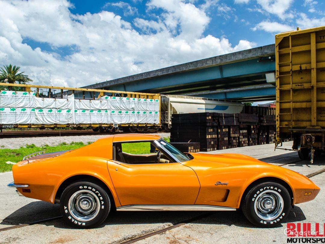 Completely Restored 1973 Corvette Stingray T Top Photo 1