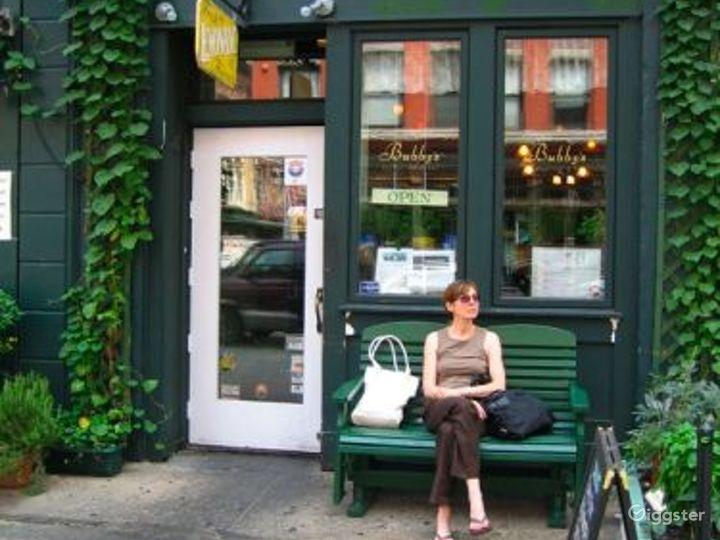 Tribeca restaurant: Location 4148 Photo 2
