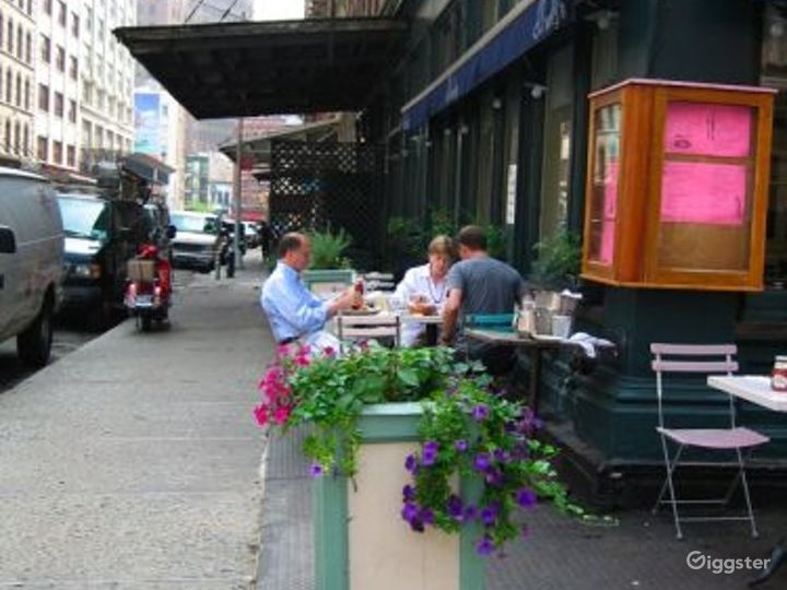 Tribeca restaurant: Location 4148 Photo 3