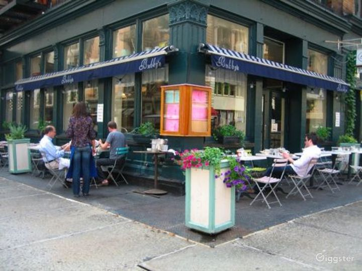 Tribeca restaurant: Location 4148 Photo 4