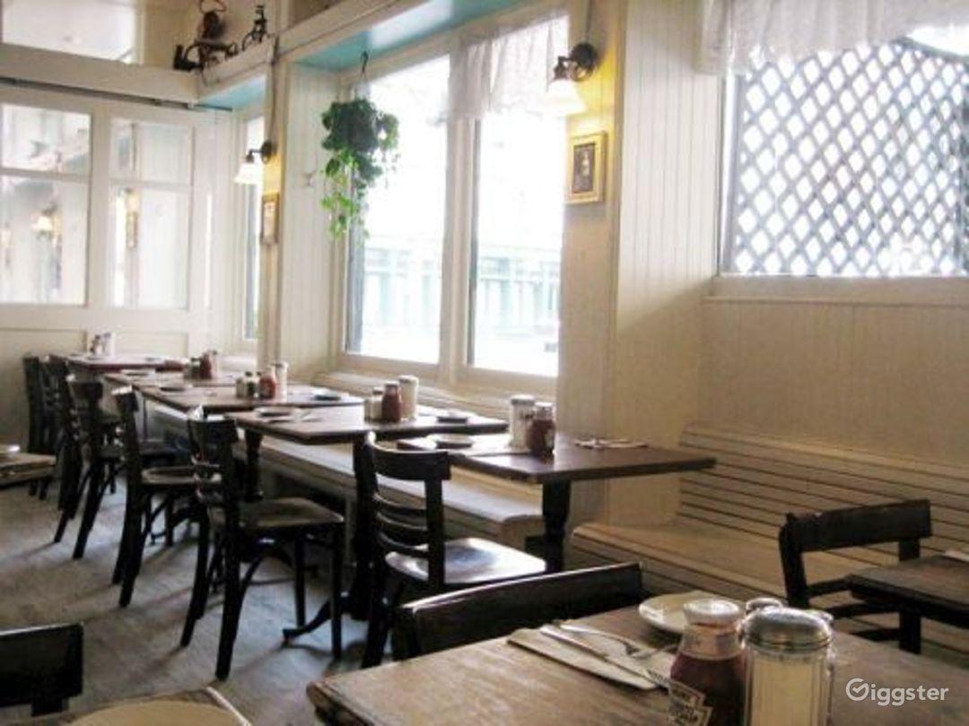 Tribeca restaurant: Location 4148 Photo 1