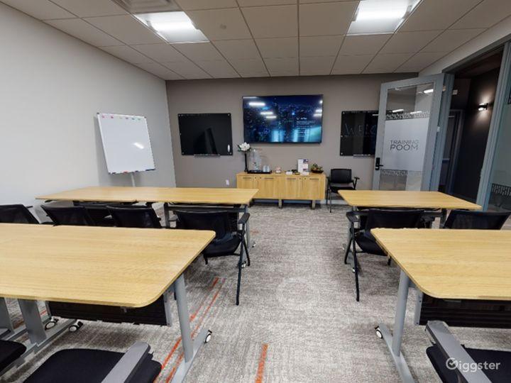 Training Room Photo 3