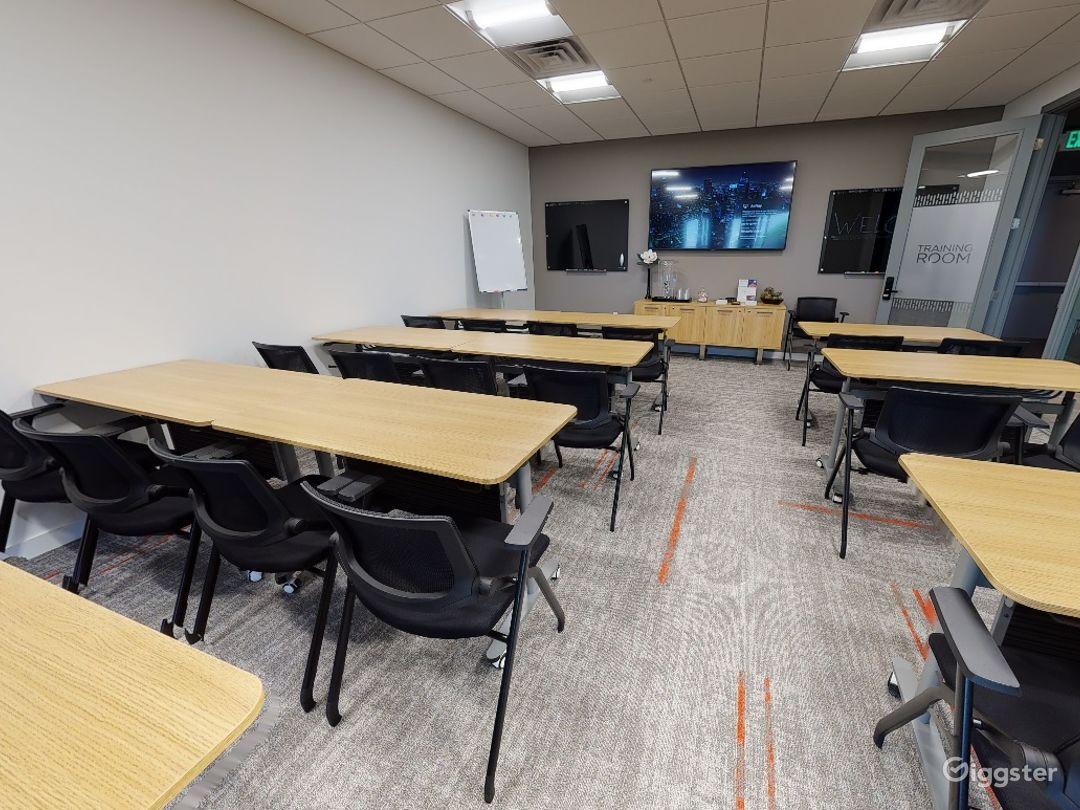 Training Room Photo 1