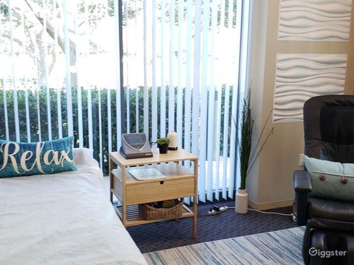Beautiful, Serene Wellness Room Photo 5