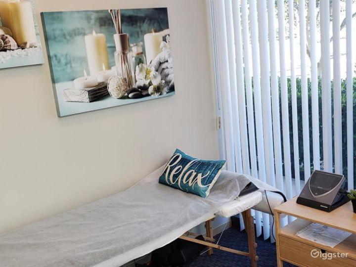 Beautiful, Serene Wellness Room Photo 3