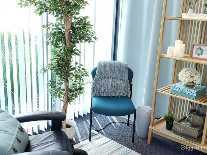 Beautiful, Serene Wellness Room Photo 4