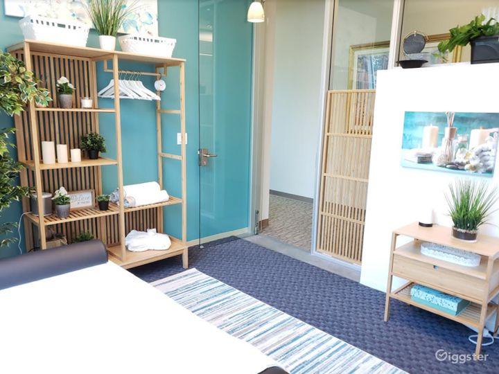 Beautiful, Serene Wellness Room Photo 2