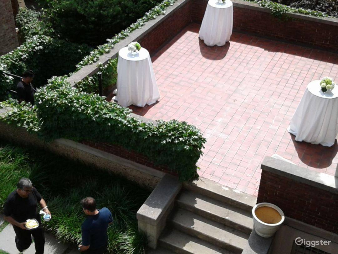 Historic Upper Garden & Terrace Photo 1