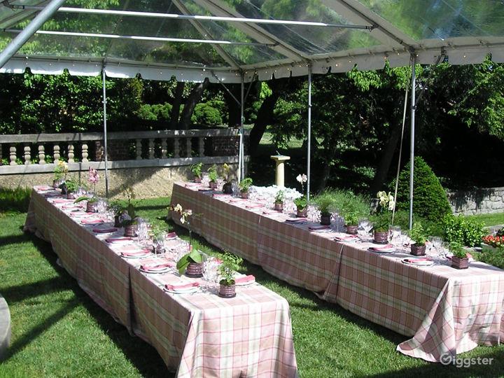 Historic Upper Garden & Terrace Photo 4