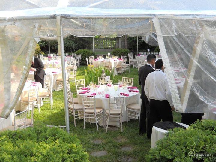 Historic Upper Garden & Terrace Photo 3