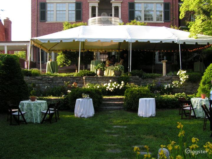 Historic Upper Garden & Terrace Photo 5