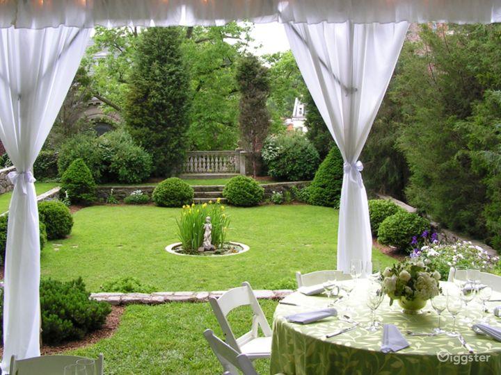Historic Upper Garden & Terrace Photo 2