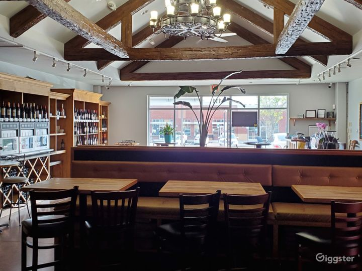 Rustic Winery and Event Space in Raleigh Photo 2