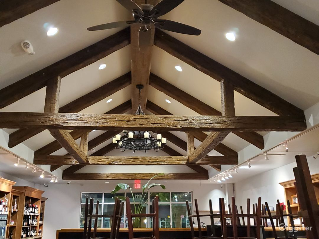 Rustic Winery and Event Space in Raleigh Photo 1