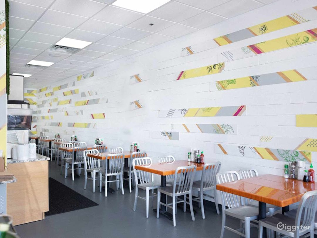 Stylish and Contemporary Restaurant in Tampa Photo 1