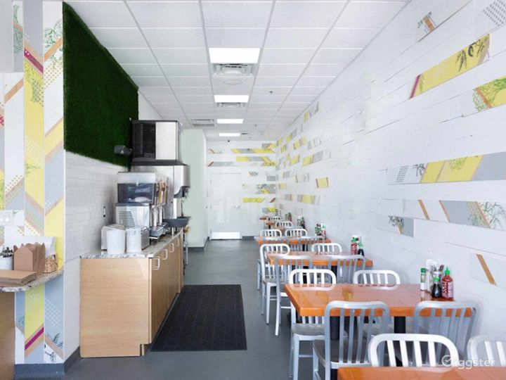 Stylish and Contemporary Restaurant in Tampa Photo 4