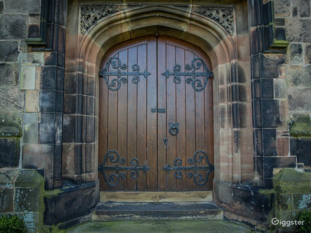 St James medieval church, Didsbury, Manchester Photo 1