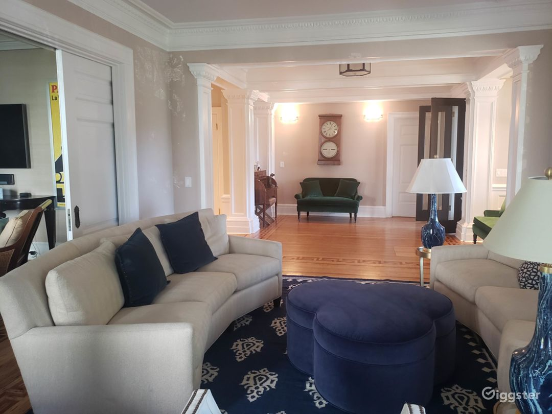 First Floor Parlor