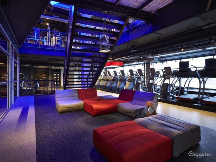 Modern Design with Luxury Finishes & Furnishings Fitness Center at The Yards, Washington DC Photo 3