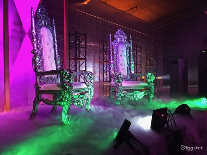 On-Site Production Space and Off-Site Event Rental Photo 4