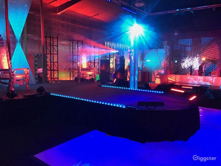 On-Site Production Space and Off-Site Event Rental Photo 3
