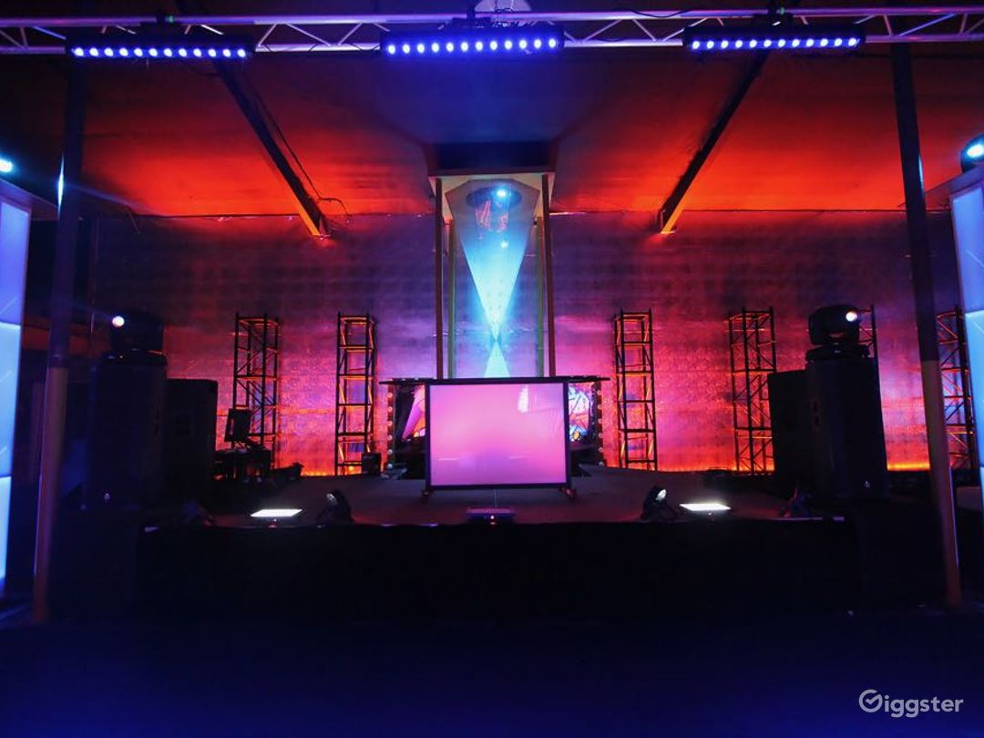 On-Site Production Space and Off-Site Event Rental Photo 1