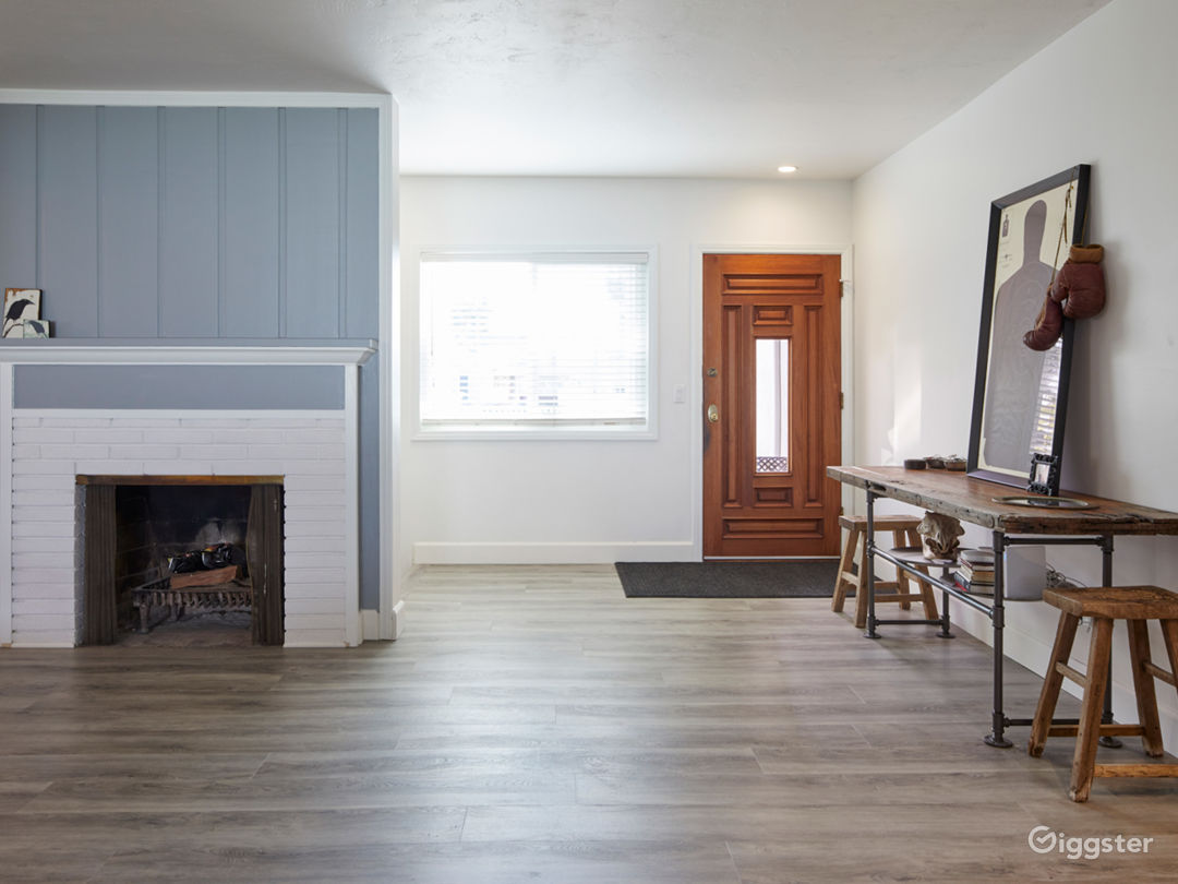 Entryway Living Room POV