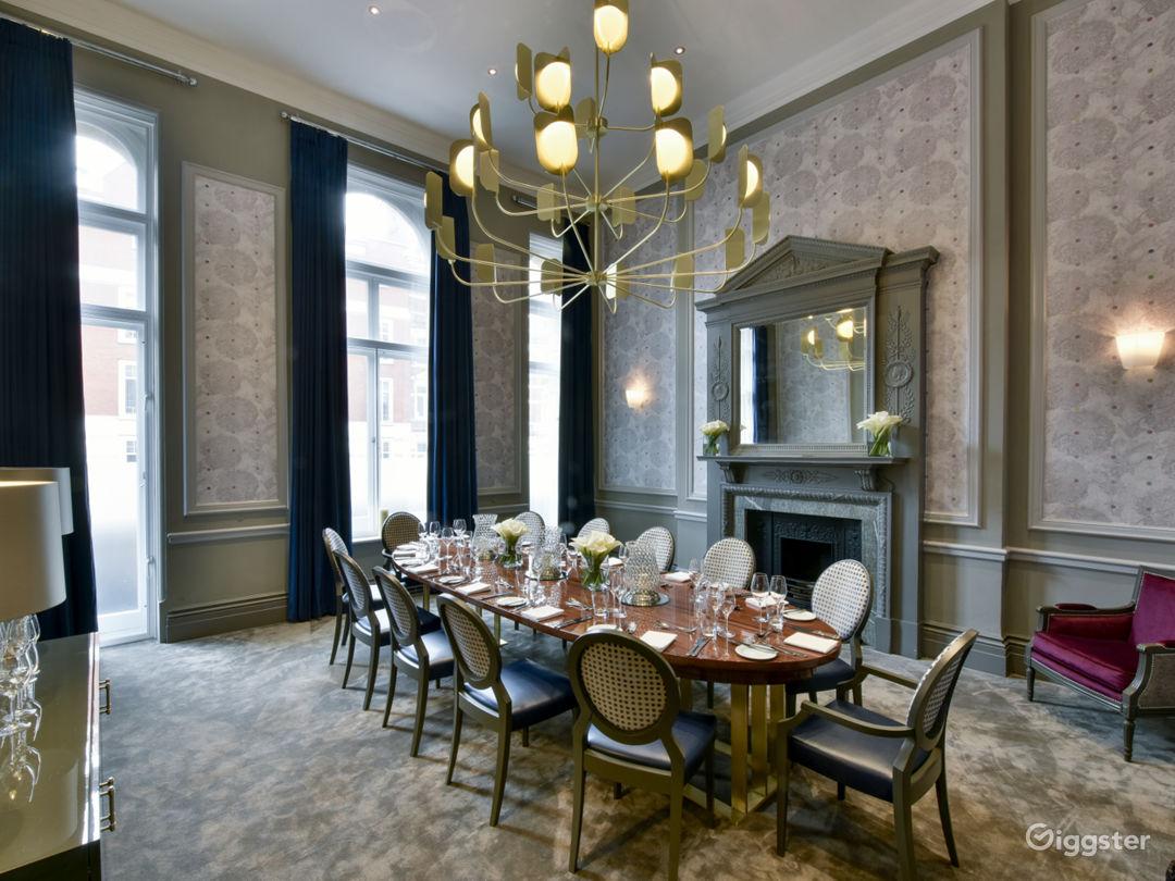 Exchange Room in London Photo 1