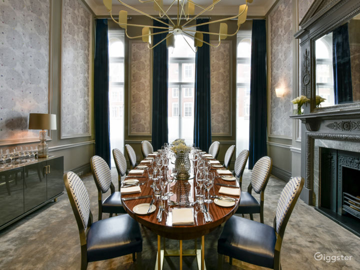 Exchange Room in London Photo 2