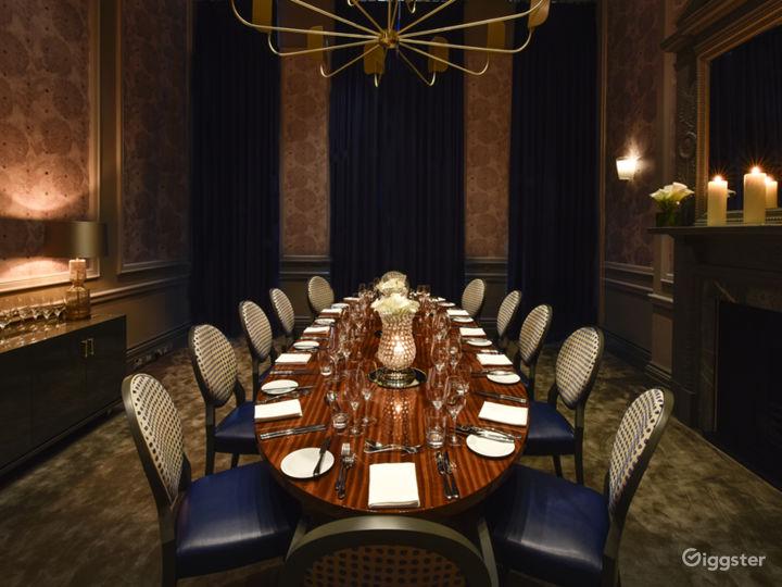 Exchange Room in London Photo 4
