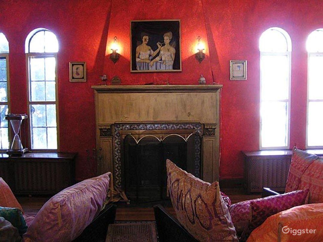 Funky, colorful, boho period home: Location 4035 Photo 1