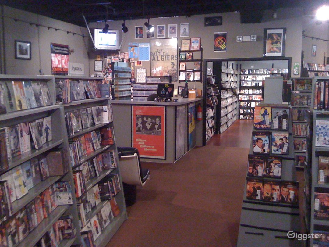 Atlanta Video Store with Huge VHS Collection Photo 5