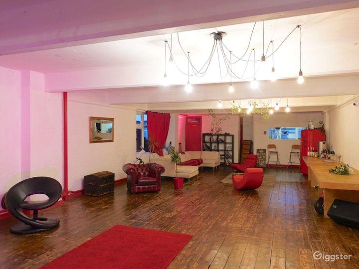 Enchanting Studio in London Photo 5
