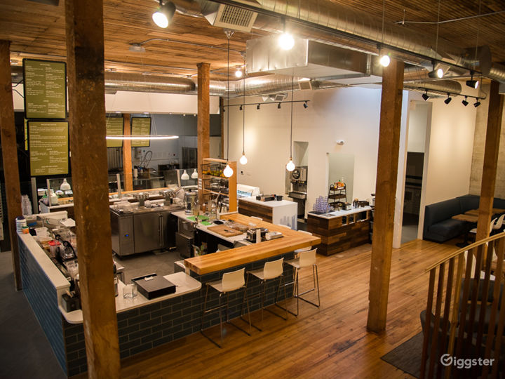 Modern, newly restored restaurant and event space Photo 3