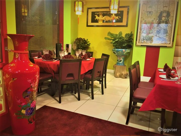 Historical Chinese Restaurant in London Photo 4