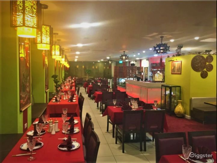 Historical Chinese Restaurant in London Photo 2