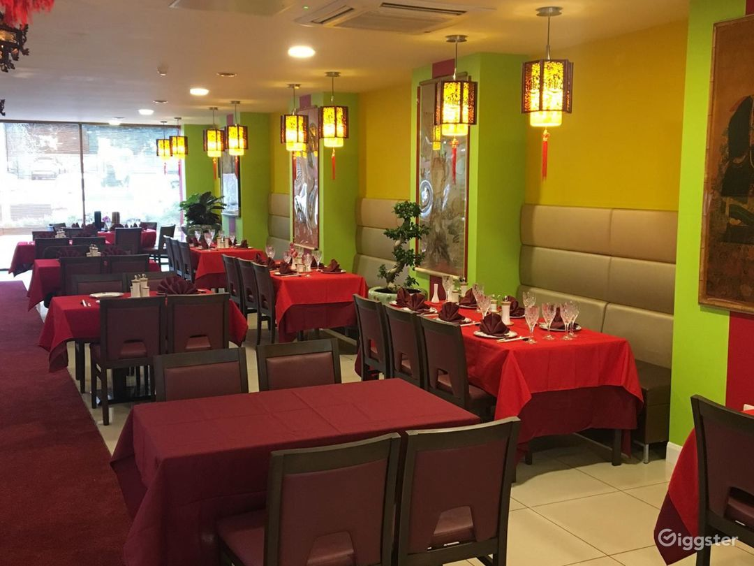 Historical Chinese Restaurant in London Photo 1