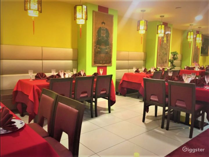 Historical Chinese Restaurant in London Photo 3