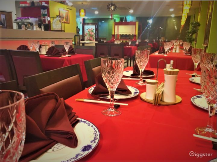 Historical Chinese Restaurant in London Photo 5
