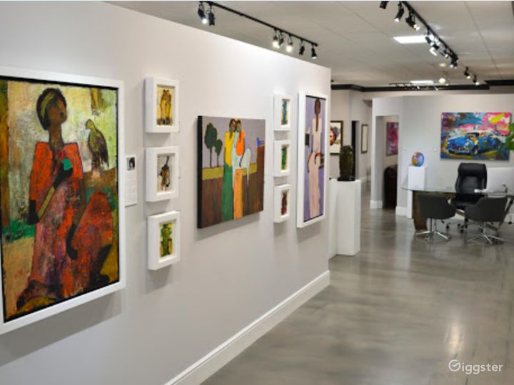 Contemporary & Fine Art Gallery in Fort Lauderdale Photo 2