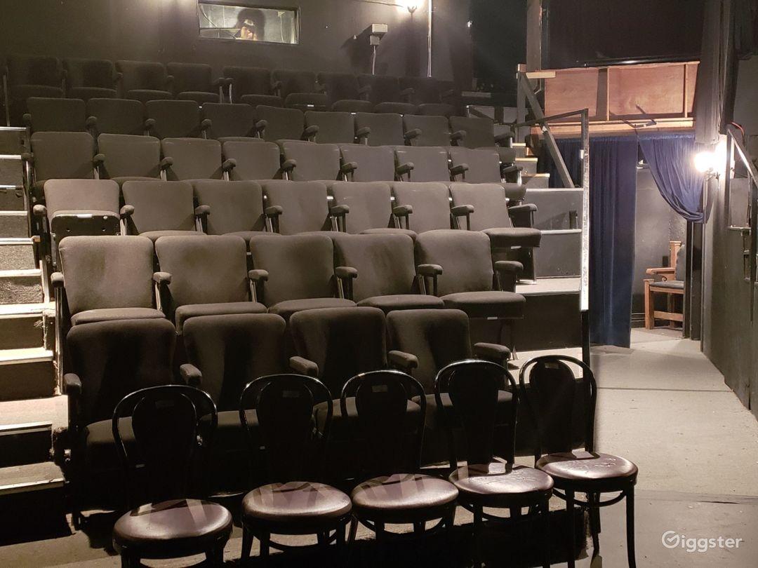 Atmospheric Theatre in Los Angeles Photo 1