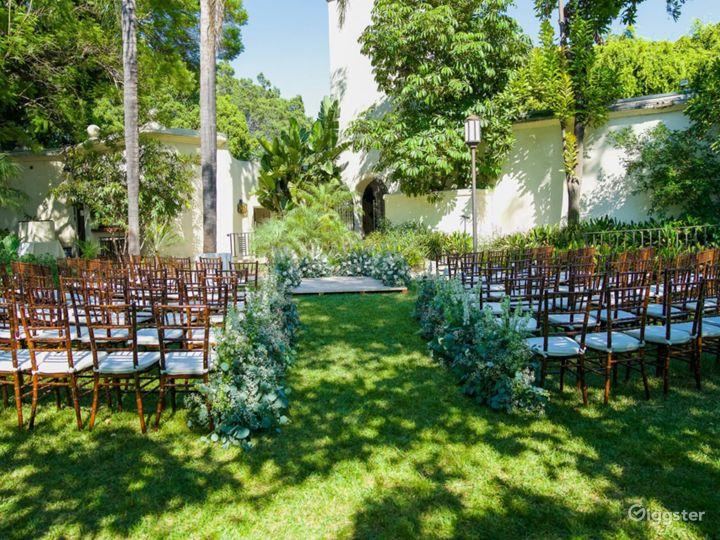 Gorgeous Garden Venue Along Los Angeles River Photo 5