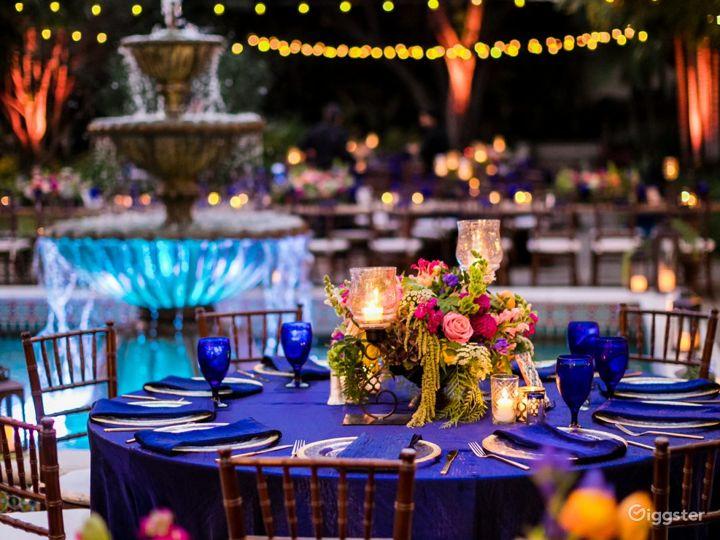 Gorgeous Garden Venue Along Los Angeles River Photo 2
