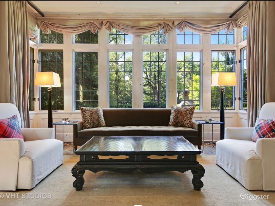 English Manor Mansion Photo 4